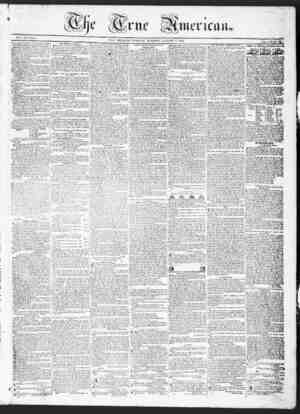 _P _rc 12, CENTS. _ _ -a 1 -.,NEW ORLEANS TUESDAY MORNING, AUGUST 7, 1838. V. I No Te'nrof the Nemspaper Press of New Orleans