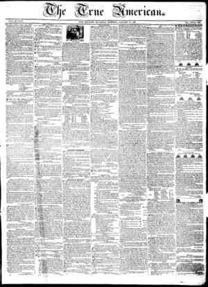 PrIsce 122 C.NrTS. NEW ORLEANS SATURDAY MORNING, JANUARY 19 1839 VoL.--VI eo 186I Ters. of lthe Nemspper Press of New Orleans