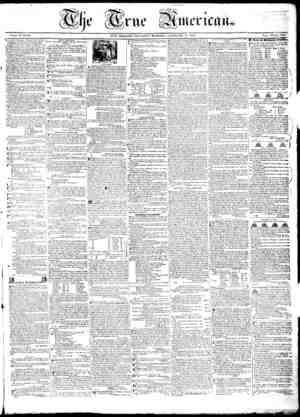 """Piuc'E 12, CENTS. NEW ORLEANS THURSDAY MORNING, FEiBRUARY 14 1839. Vo..-VI No 188I$ """" _ - ......~ m ,-- - ''ernis sf hlie..."""