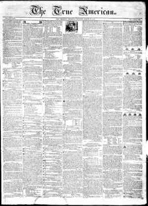 "NEW ORLEANS THURSDAY MORNING, MARCH 14 1839 .... Vo....V No Tenet .bf 'ie', kewttrlpeeeI Prem q/ Ne"" OQvfean noeenisbnd oagre"