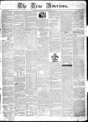 PtICE 12y CENTB. NEW ORLEANS SATURDAY MORNING, APRIL 6, 1839. Vor..-VI No IM? Ters of the NXesyeaper Press of Now Orleon...