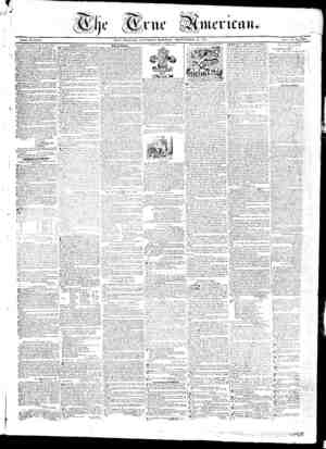 PRICE 12, CyNTs. NEW ORLEANb, SATURDAY MORNING, SEPTEMBER 28, 1839. Vor..-4L1 y. 2 Tenrtrr of the .Nereop:uper Press of Nelo