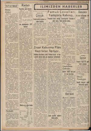 SAYFA: 2 Ka ATLALTINDAN KERABE S Tde oSi D Hatay Zaferi İskenderun - Antakya ve havalisi Türklerinin hür riyet ve...