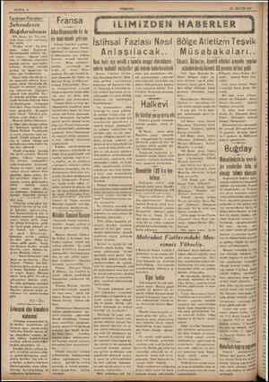 SAYFA: 2 Tarihten Fıkralar: Şehzadenin Boğdurulması 960 Senesi idi. Yaz orta- sında İrana sefer yapılacağı ilân edildi....