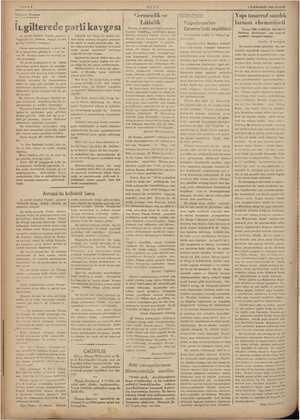 BT SAYIEA TÇ Yobancı Postası 25 tarihli Sondey Taymis gazetesi, | lı.gilt&ede parti kavgeası Dünyada her hangı bir sıyasal