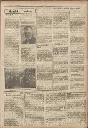 28 SONKANUN 1935 PAZARTESİ Memleke t Postası Urfa Halkevinin verimli çalışmaları Urfa Anadolunun 'doğusunda, batı varafı...
