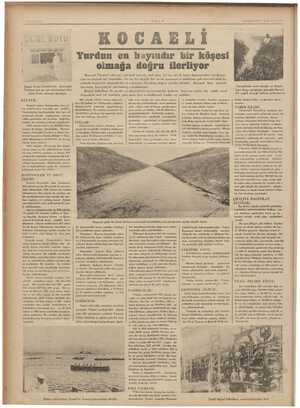 Susuz İzmit Cumuriyet devrinde Türkiye'nin en iyi sularından biri olan Çene suyuna kavuştu. KÜLTÜR Kocaeli kültür e ileri