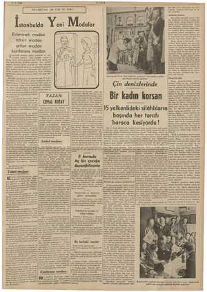 7.1.1938 dm lahi , elle deki   İSTANBUL'DA NE VAR NE YOK? alg Lape ülmeğ de stanbulda Yeni M Evlenmek modası taksit modası