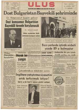 ıııııııııııııııııııııııııııııııııııııııııııııııııııııııııııııııııııııııııııııııııııııııııııııııııııııııııııı — Dost komşumuz Bulgaristan — Başvekili förenle karşılanacak e ». Losivanor