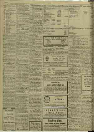 ULUS Eti Bank mahdut mesuliyetli Kuvarshan bakır işletmesinin 1942 senesi IRMAYE : İHTİY, KARŞILIKLAR. ik sabı 1.357. 485,