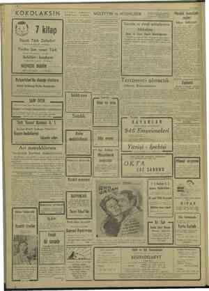 """K ği ç kişi 20/3/1948 / 4 ğe > i MÜSHİL Jocukla İ 1 Hui : dek 7 KOKOLAKSI İN inen """"emr MÜLEYYİN ye MÜSHİLİDİR * Süry mesi"""