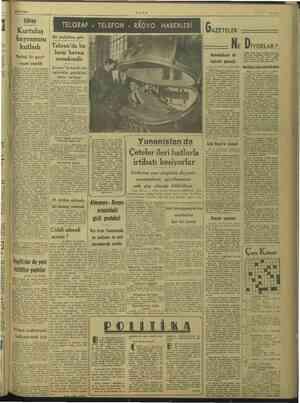20/11/1946 ——  — Kurtuluş bayramını kutladı Parlak bir geçit resmi yapıldı bi le gelen #arsı sinan uma düşmüş olm m. ında