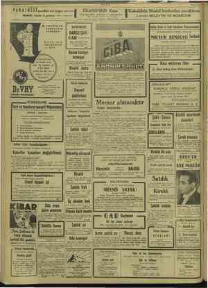 ULUS 0/12/1948 > A RAT ö5 $ pastilleri sizi boğaz vastahkiariyie öksürük, nezle ve gripten sorar ve teğani söer e...