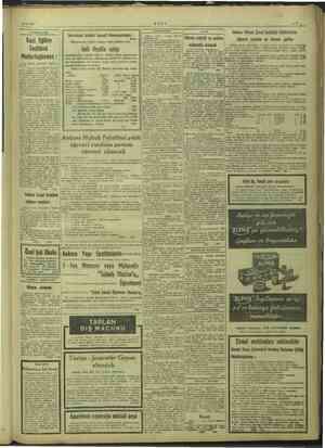 Tam 25/9/1947 ULUS | — ENSHİTÜLER > iz eğin z 2 Ankara Yüksek Ziraaf Enstitüsü Fakülteleri Sümerbank Sellüloz Sanayii...