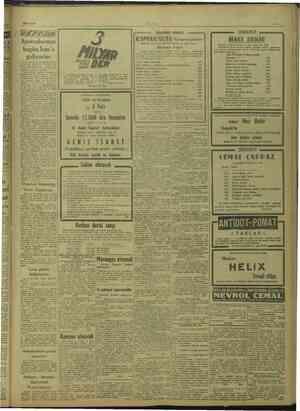 "Bia s8 1 ol ti âE becl ee"" yz & Bre- 22/10/1947 ULUS PDR Sporcularımız | bugün İran'a | gidiyorlar | Dost İran'ı üzerine İz"