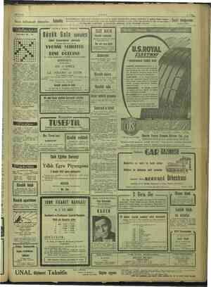 18/11/1947 ULUS —12. ği Mevsim dleyesiyin şt gi rim ihtiyacınız olan yerli ve Avrupa Kamaşlarından paltolar, pürümsiler su