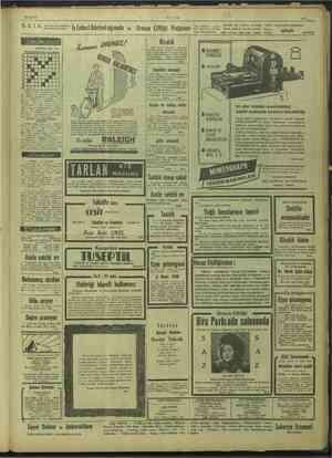 """5/12/1941 ULUS eN i ZI yam mz : ği z şia Z a aran Günlük yoğur tereyağı Nefis sayın D.Z. İ.K. yememe"""" İç Cebeci Döriyol..."""