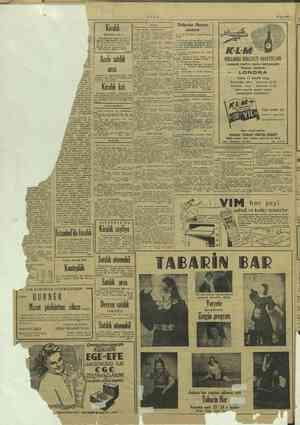 ULUS 28/6/1949 OK İLLER aşkanlığından 1 Tall 23 6. eni 18 Cm Müstakil yeni ev Belediye cu'da Harbiye'ye nâzir 3000 | nl...