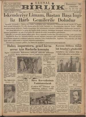 """e ibi : Sahibi : HAYDAR RÜŞDÜ ÖKTEM Neşriyat Müdürü : HAMD A İzmir İkinci Beyler Sokağı """"9E dres : İ NÜZHET ege ULUSAL g..."""