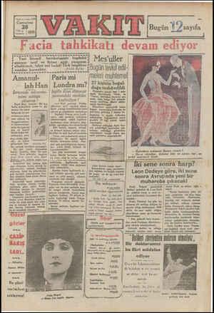 1 SönLÜ yıl « sayı 42 Cumartesi 12 ay   Kanunevvel 1929 aa Yeni iktısadi o hareketimizin bugünkü f Me s'uller şuursuz...