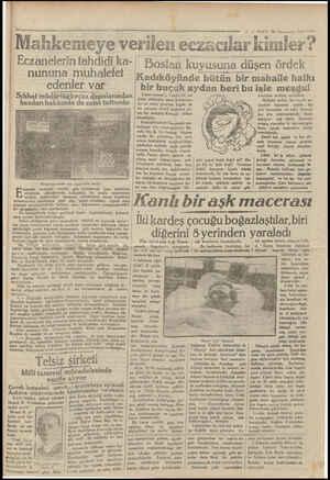 amm e a Eczanelerin tahdidi ka-| nununa muhalefet edenler var Sıhhat müdürlüğü ecza depolarından bazıları hakkında da zabit
