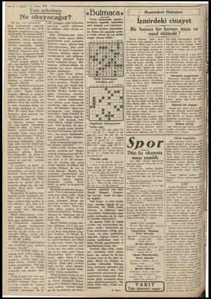 —ö — VAKIT 24 Nisan 1930- Yeni anketimiz Ne okuyacağız? Üst tarafı 1 inci sayılamızdadır kitap bulamıyacağı endişesini...
