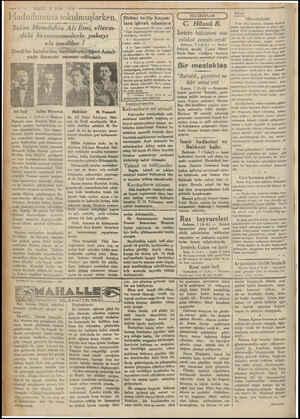 2 — VAKMT 8 Eylül Hlududurnuza s # 1930 okulmuşlarken. © Selim Memduhla Alı İlmi, ellerin- deki beyannamelerle yakay ele...