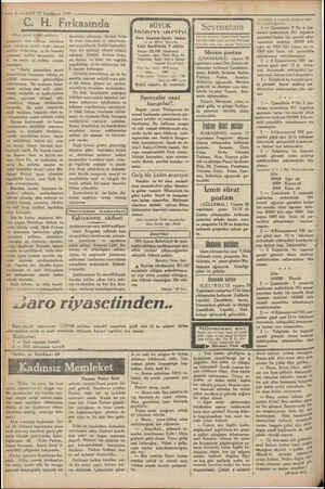 a ii 6 —VAKİT 27 Teşrinisani 1930 C. H. Pırkasında (  (Usta tarafı bi; i sahifede) > nçlerle olan alâkası, inkılâbın...