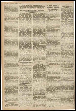 — 8 — VAKIT 17 ŞUBAT 1931 #ki çift güreşmişler askeri Sanayiden Yusuf Aslan Bey galip Harbiyeden  Şefik Bey mağlüp Kumkapıdan