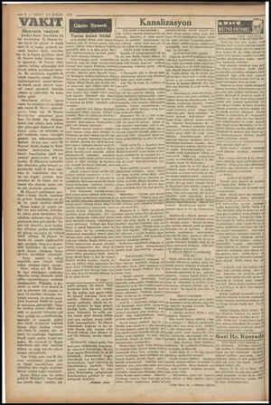 — 4 — VAKIT 23 ŞUBAT Hooverin vaziyeti Şimdiye kadar Amerikada hiç bir reisicümhur M. Hoover ka- dar büyük bir şöhret ve...