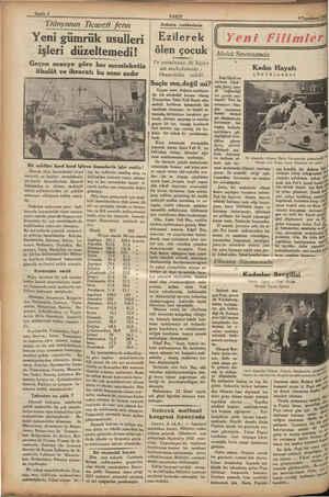 Sayıfa 6 Dünyanın Ticarefi fena İRİ Yeni gümrük usulleri işleri düzeltemedi! Geçen seneye göre her memleketin ithalât ve