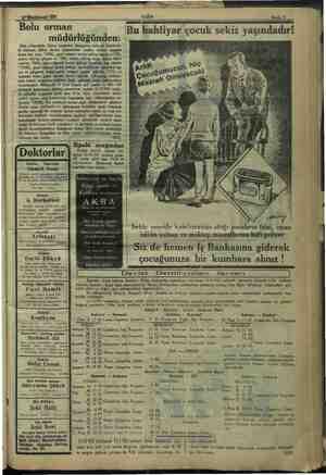 Lİ Kndiieriir 1932 Bolu orman müdürlüğünden: Bolu vilâyetinde Düzce kazasının Akçaşehir dabi dahilinde- sü yi yapma! ki...