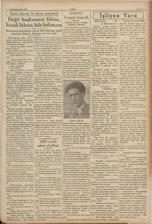 26 Kânunuevvel 1932 Kahve telvesile fal davası neticelendi Değil başkasının falına, kendi falıma bile bakmam Kanunun...