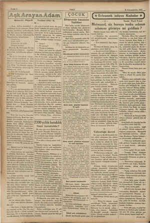 Sayıfa 6 (Aşk ArayanAdam Mubarriri : Pitigrilli Tercüme eden : fa. im ez — Evet. (Sabun köpükleri) i - | bir arzu ve merak