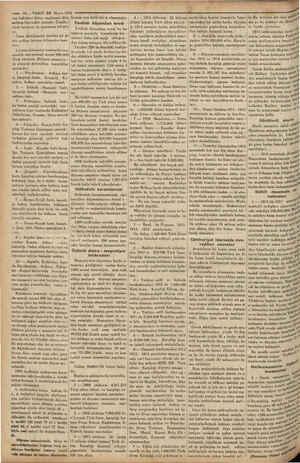EŞ TI PAR AN e y sema 10-— VAKIT 29 Mayıs 1933 lan bakiyeyi bütçe encümeni dört ; hazien için kârlı bir iş olmamıştır. 4 —