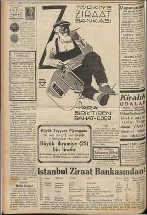 —12 — VAKIT 22 2.nci teşrin 1933 Kadın ve erkeklere mahsus BİÇKİ ve DİKİŞ MEKTEBİ Müessis ve müdürü Klio Mavromati ikinci...