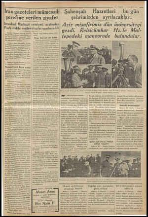 İran gazeteleri mümessili şerefine verilen ziyafet (Istanbul Matbuat cemiyeti tarafından! , İstanbul Matbuat Cemiyeti, Iran