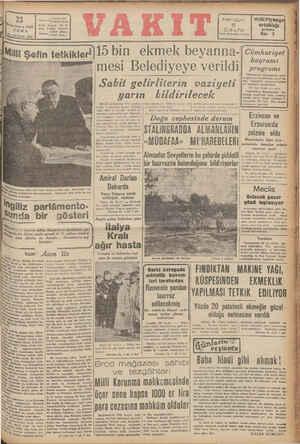 (Ankara cad, İYAKIT Yurdu Posta Kutusu: İst. 46 Telg. VAKEP İstambul 24370 (Idare) 21418 (Yazı, İdare evi Telefon ( fin