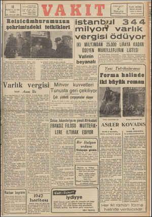 Ankara cud VAKTI Yurde Porla Muütesö:  İsl t Felg YAKPI  istanbu. tAsT0 Çidare| 21018 (Yazı Hergün 6 Sayfa Bayım Üeryerde 8
