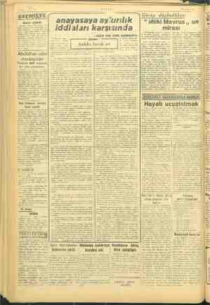 —VAKIT-— 28 Ağustos 1945 gaddar dalan keçe sip in Si H e gençtir, y Sy kine tiyardır yazıktı, her vakit orta yaşlıyı iel bı