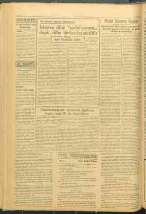 ye -—i GEÇMİŞTE) ( t6 yıl evvelki sulh koniecransı 1899 yılı haziran tarihli Servet Sa zekemizdem 'e müsalemet konferansı
