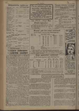 5 KASİM 1947 Cörsamba Si ği Müteahhitler muhtırası Y lensin Mangat kömürü salacak > e (kaşları $ üne sayfadı, arım m Sİ...