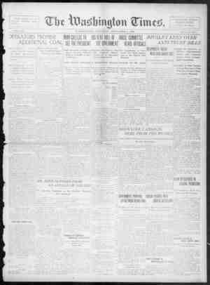 The Washington Times Gazetesi 6 Aralık 1902 kapağı