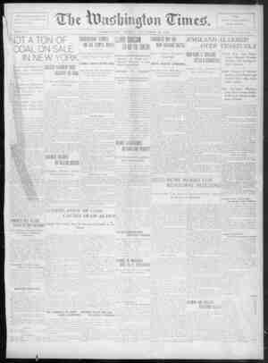 The Washington Times Gazetesi 12 Aralık 1902 kapağı