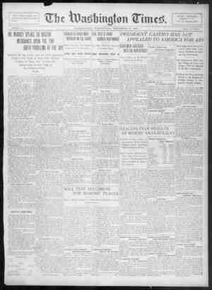 The Washington Times Gazetesi 17 Aralık 1902 kapağı