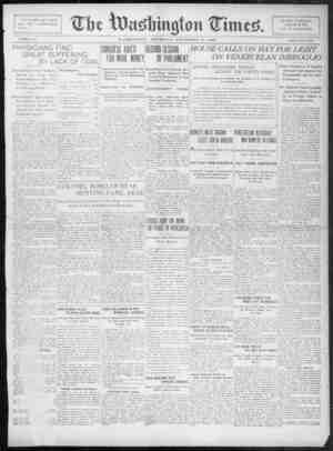 The Washington Times Gazetesi 18 Aralık 1902 kapağı