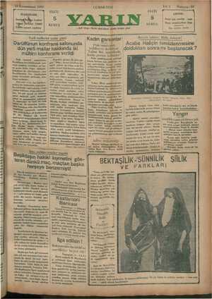 """A EeRAIRA 18 Kânunusani 1980 İDAREHANE İsta: Caddesi Tİ"""" iölstanbul -YARIN Telöfon tesisatı yapılıyor Yerli mallarini..."""