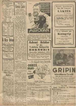mart 1935 Borsa Haberleri Dün Borsada Yapılan Satışlar | —OAADKI üm > Fiat İM) Ea 10 37 Ta Trifonidis D 12 50 Zahire...