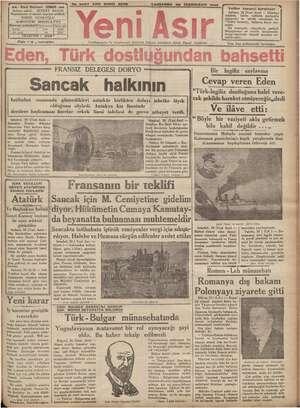AE an ZMO mai Ro. 9407 KIRK IKINCI SENE CARŞAMBA 25 1936 —— - Gazi Bulvarı -IZMIR -aa | Valiler konseyi | kurulu uyor an