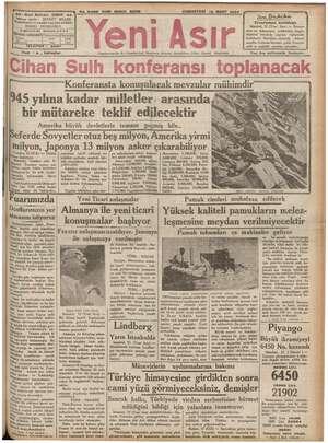 pe Gazi Bulvarı - gimtiyaz e Başmuhar; IZMIR - No. 9498 KIRK MINCI SENE CUMARTESİ 13 MART 1937 Z Cumhuriyelin Ve Cumhuriyet